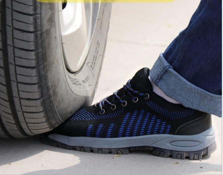 tính năng giày bảo hộ Kingsman runner