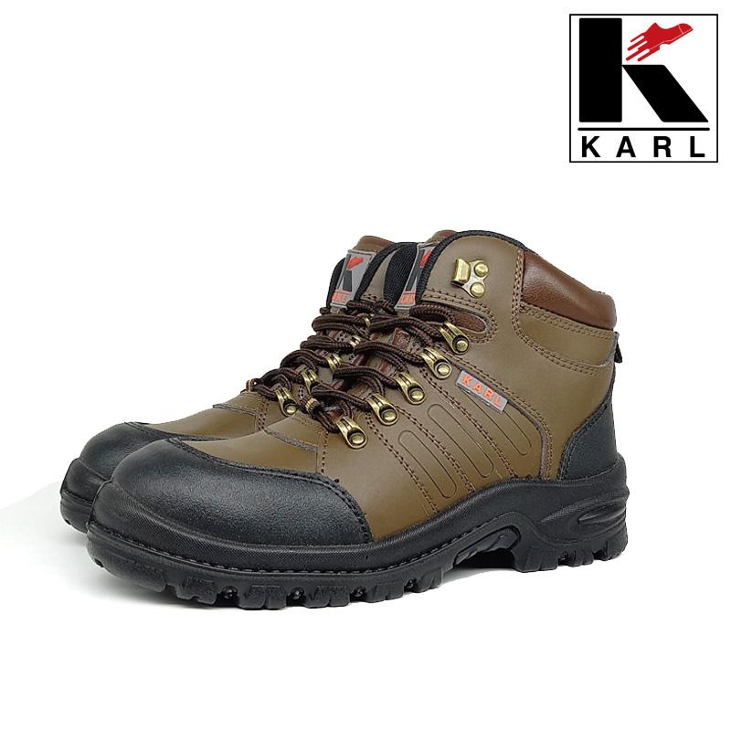 Giày bảo hộ Karl Force cao cổ