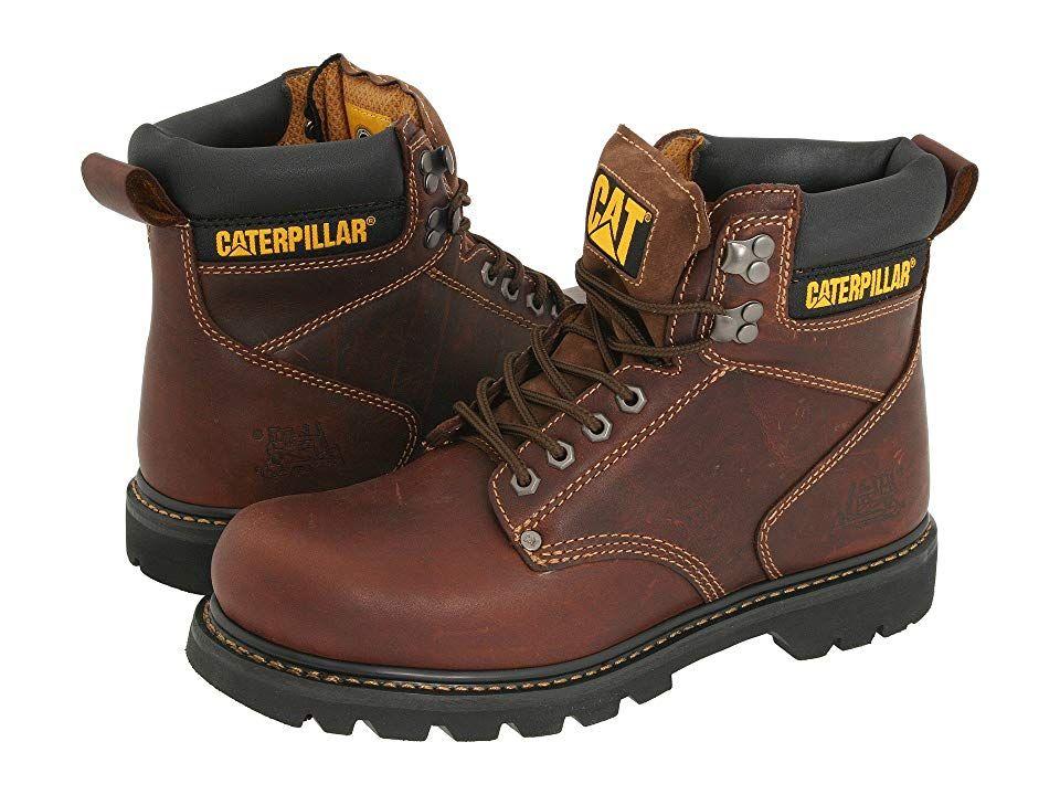 Mẫu giày bảo hộ Caterpillar Second Shift Boot