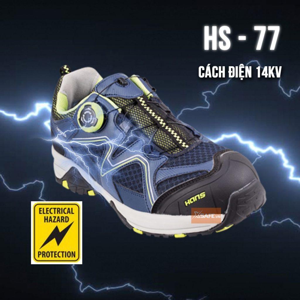 Giày Hans HS-77