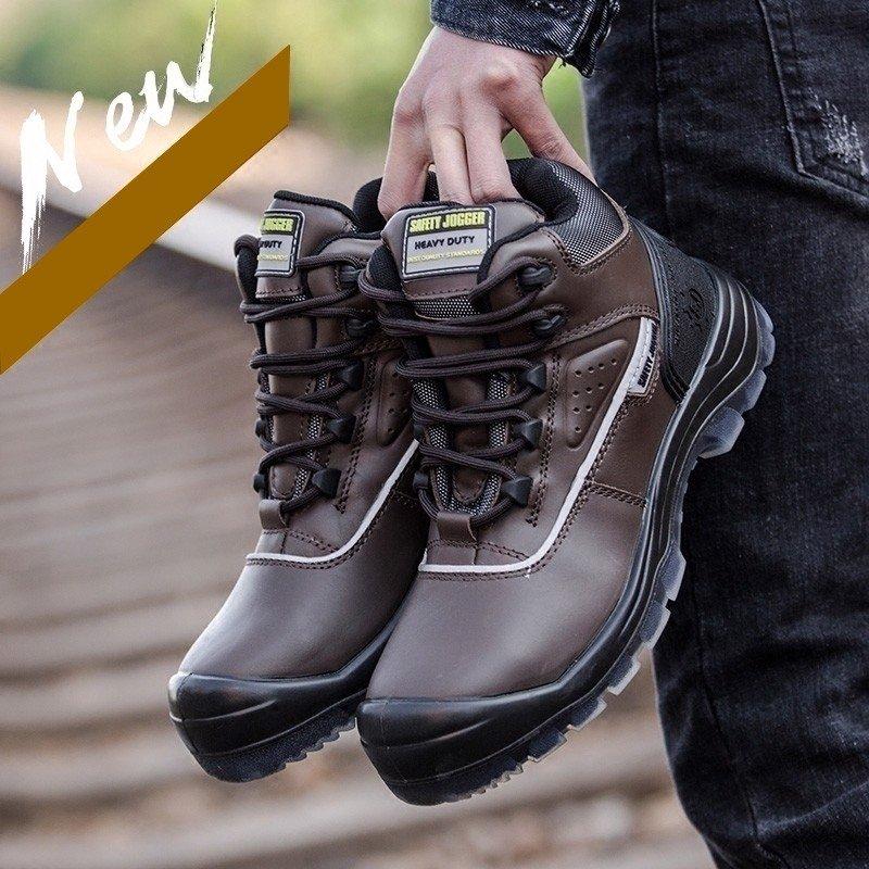 Chứng nhận tiêu chuẩn giày bảo hộ Jogger Mars