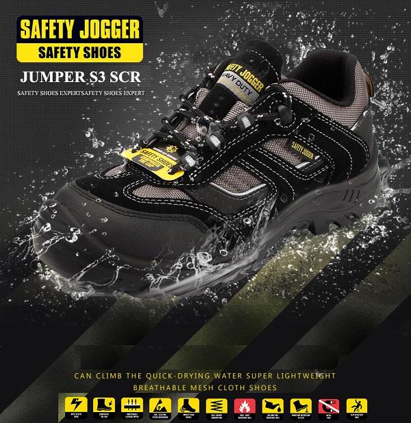 giày bảo hộ Jogger Jumper chính hãng
