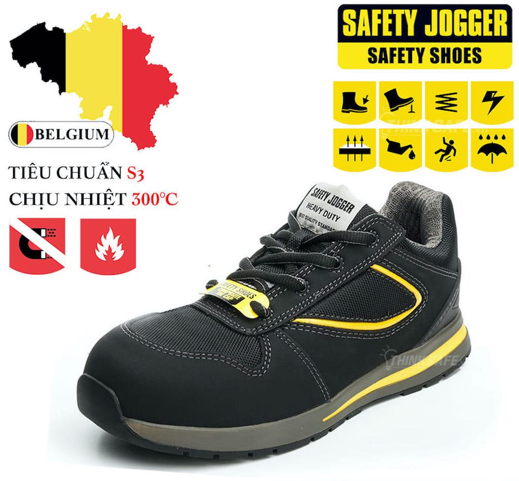 giày bảo hộ lao động chịu nhiệt Jogger Turbo