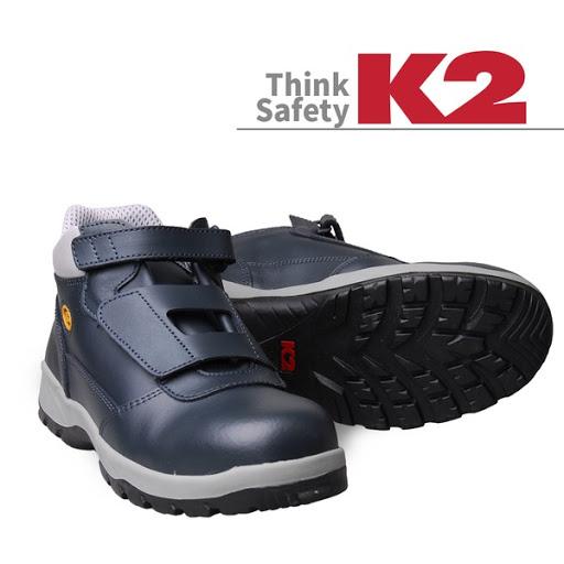 Ứng dụng của giày bảo hộ lao động K2-11