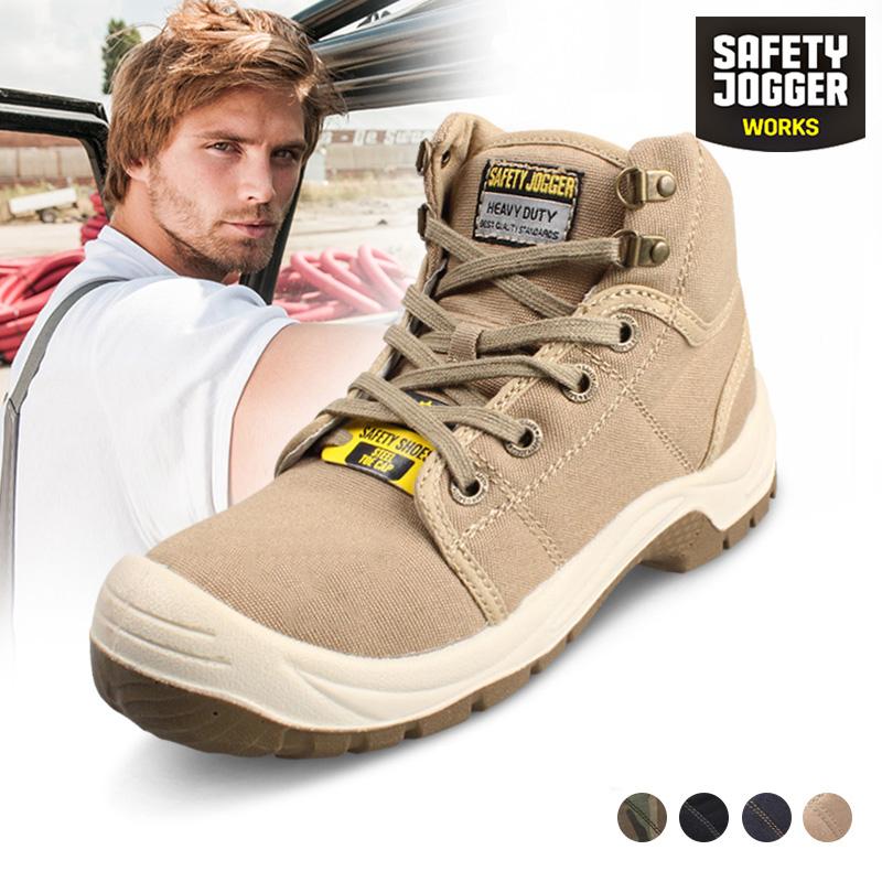 Giày bảo hộ Jogger Desert nhiều tính năng