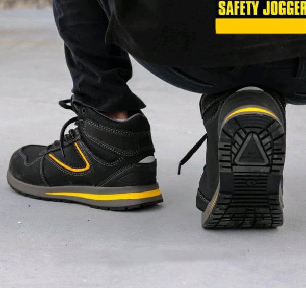 Tính năng bảo vệ Jogger Speedy