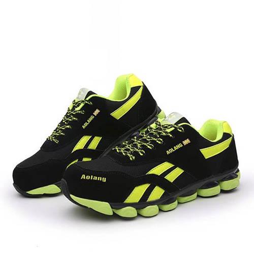 Giày bảo hộ Aolang green (xanh)