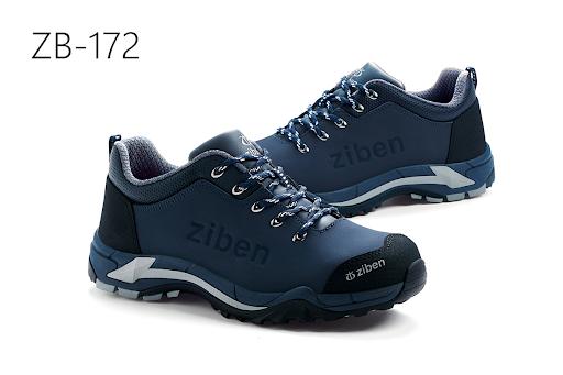 Độ bền giày bảo hộ Ziben 172